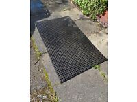 Roll Out Wheelchair Trackway Mat, 150cm length