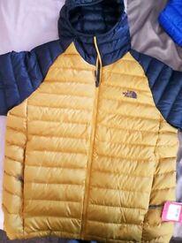 Mens north face jacket