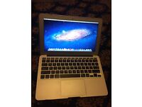 11 inch MacBook Air £400, i5 processor. PLUS free cover AND BRAND NEW CHARGER