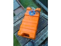Boat Fuel Tank, Large 65lt fuel tank for a boat, with fuel gauge