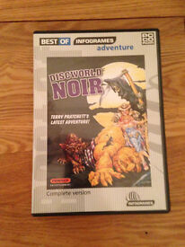 Discworld Noir 3 disc PCCD Rom game - Didsbury area