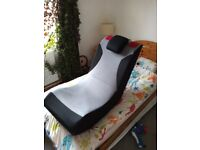 Gaming chair perfect condition all leads