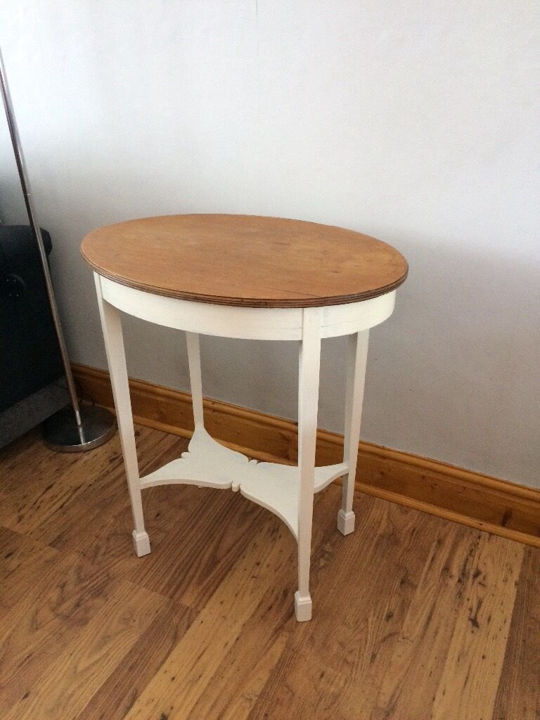 Old Fashioned Side Table In Farnborough Hampshire Gumtree - Old fashioned side table