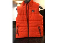Gilet - Orange Boys (Jacket) -7-8 years