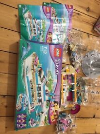 Lego friends dolphin cruise