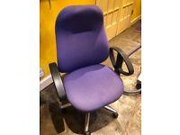 Six Therapod Posture Office Chairs