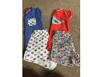 Girls Pyjamas aged 5-6 Years