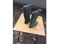 Garden boots - brand new, size 38