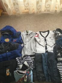 For sale bundle boys cloches.Very good condition .In bundle jacket,jeans,spird