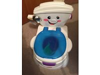 Fisher Price My Potty Friend Learning Potty