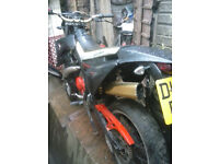 gilera smt 50cc supermoto road bike