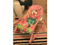 Fisher-Price Infant Toddler Rocker - £46