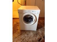 White knight tumble dryer. 1 year old. Only used a few times. Excellent condition.