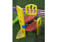 Little tikes hide and slide