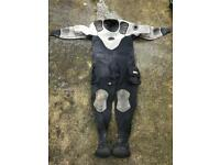 OThree RI2100 dry suit size XL male with UK11 boots