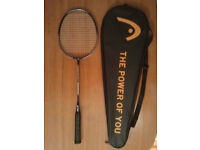 BADMINTON RACKET / RACKETS