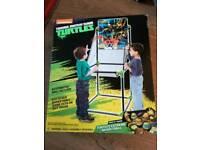 Ninja Turtles Basketball Game