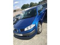 2095 megane 1.5 dci £39 tax, low insurance,55 mpg. Only 750
