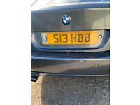 Personal reg for sale S13HBB