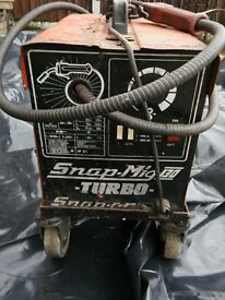 snapon mig 130 turbo good cond