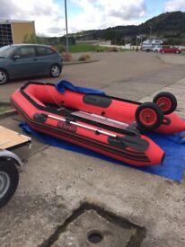 Inflatable seapro 3.1 heavy duty sib