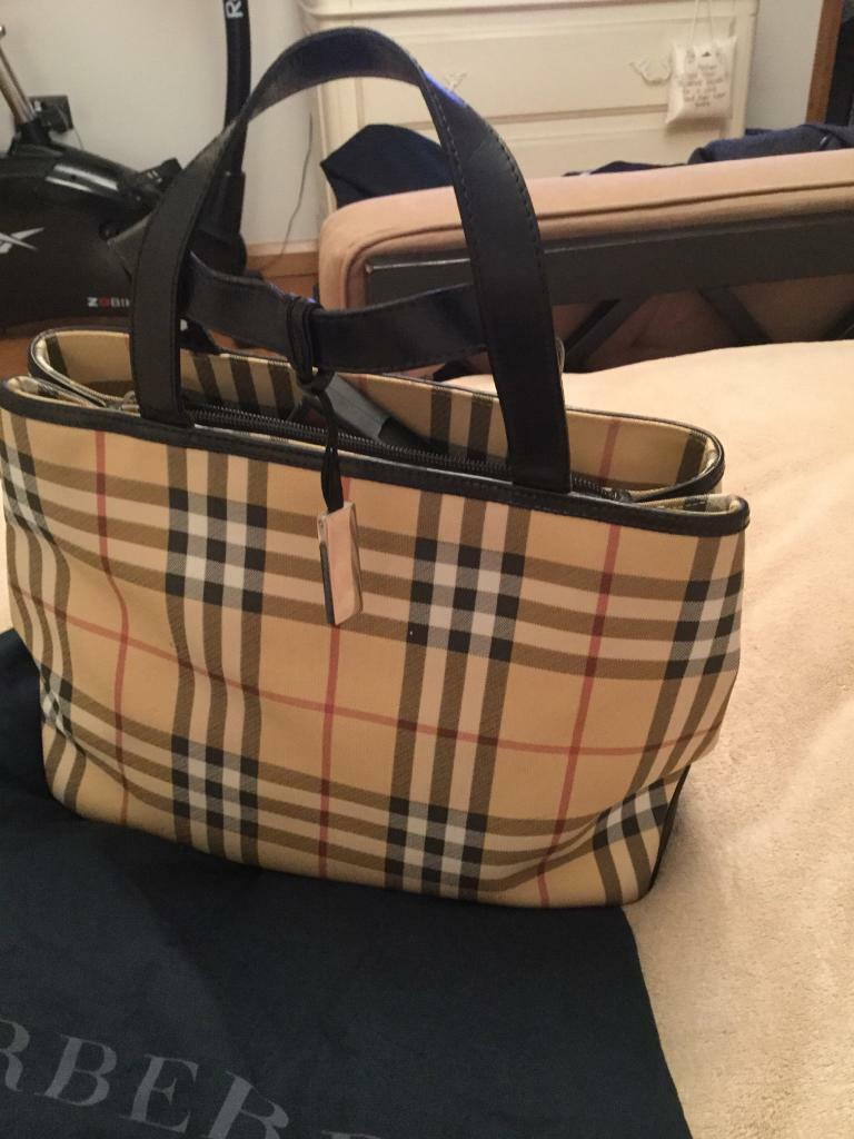 08739a18c Burberry grab bag | in Cricklewood, London | Gumtree