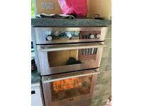 Stoves built in double oven dual fuel