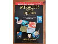*free* Miracles of the Quran by Harun Yahya (about Islam Muslim Allah God religion Life)