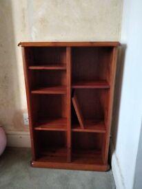 Ducal (Hampshire) - Open Media Storage Shelf Unit