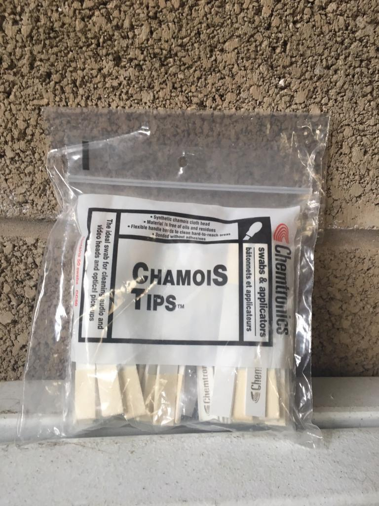 Chamois tips new