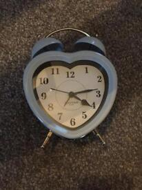 Heart alarm clock