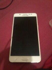 Samsung j5 2016 (white) 16gb
