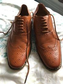 Boys brogues shoes