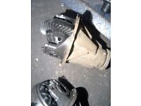 Ford Transit MK4/5 rear diff for 5 stud vehicles,4.56 ratio