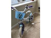 """Frozen 12"""" Bike"""