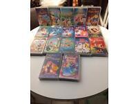 17 VHS Walt Disney Classic Videos