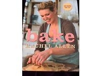Rachel Allen bake cook book .