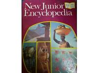 new junior encyclopedia vol 1 to vol 18