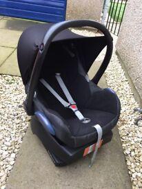 Maxi Cosi Cabrio Car Seat 0-15 months