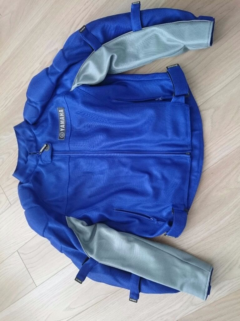 Yamaha motor bike jacket