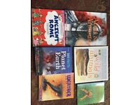 Various children's books - from young to older children, educational and story collections