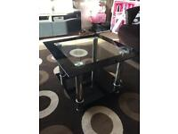 FREE GLASS TABLE