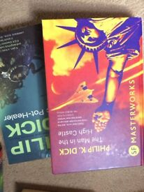 2 Philip K Dick books