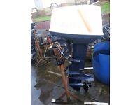 Suzuki 40hp LOngshaft outboard electric start