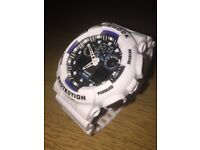 Casio GShock 5081 GA-100 (White)
