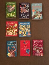 David Williams book collection