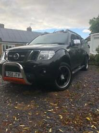 Nissan navara one owner from new