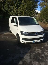 """Very Rare"" VW T6 Transporter, Kombi Highline T32 180ps LWB. (No VAT)"
