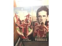 Liverpool Canvass and picture frames