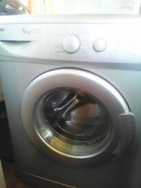 BEKO SILVER 6KG 1200 SPIN AUTOMATIC WASHING MACHINE CAN DELIVER